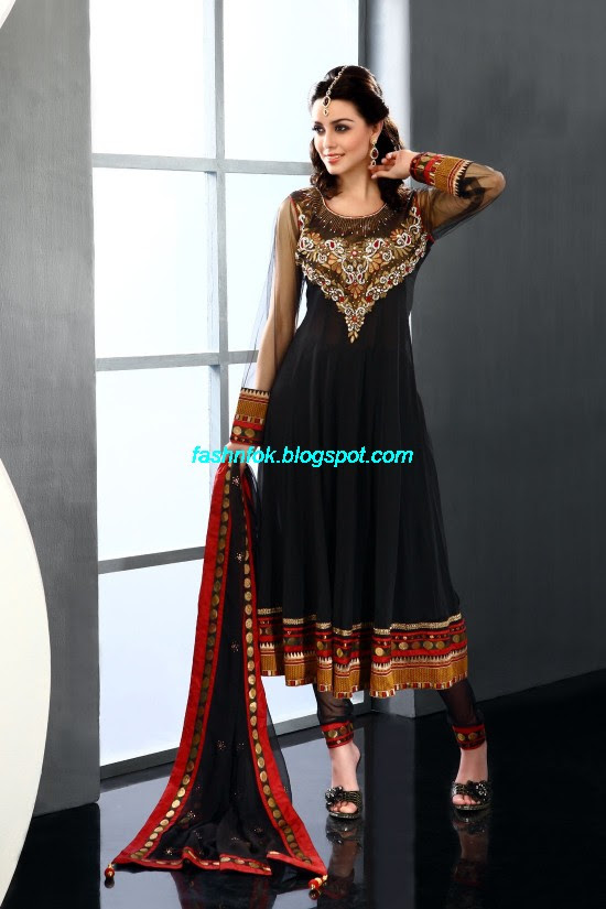 Anarkali-Churidar-Festival-Frocks-Fancy-Dress-Designs-New-Fashionable-Suits-Collection-2013-6