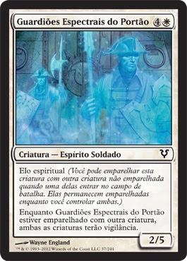Guardiões Espectrais do Portão