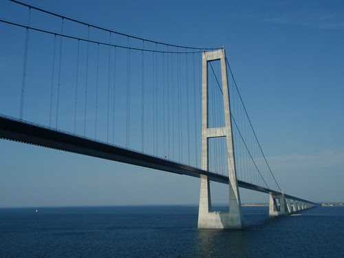 Brückenschlag Kopenhagen- Malmö