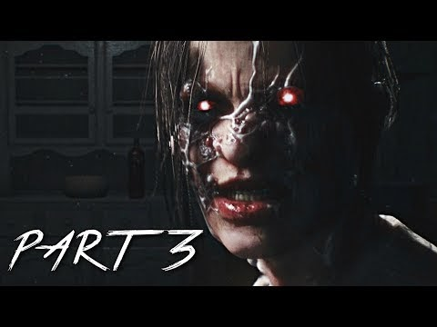 Gameplay The Evil Within Walkthrough Part 3 PS4
