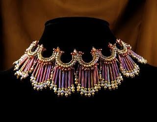 Melissa Grakowsky Beadwork  beads accessory