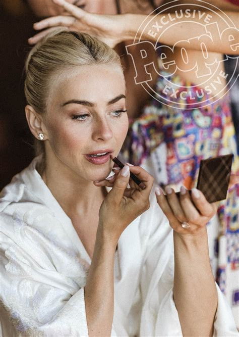 Julianne Hough's Wedding Day Hair and Makeup: All the