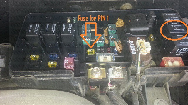 How To Test Your Accord Fan Relay My Pro Street