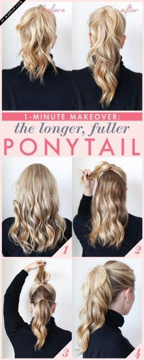 I have to try this while I grow out my layers
