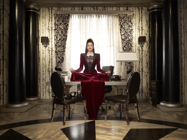 Once Upon A Time Regina Regina Lana Parrilla Mayor Wicked