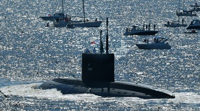 В ВМФ назвали дату спуска на воду третьей подлодки типа «Варшавянка»