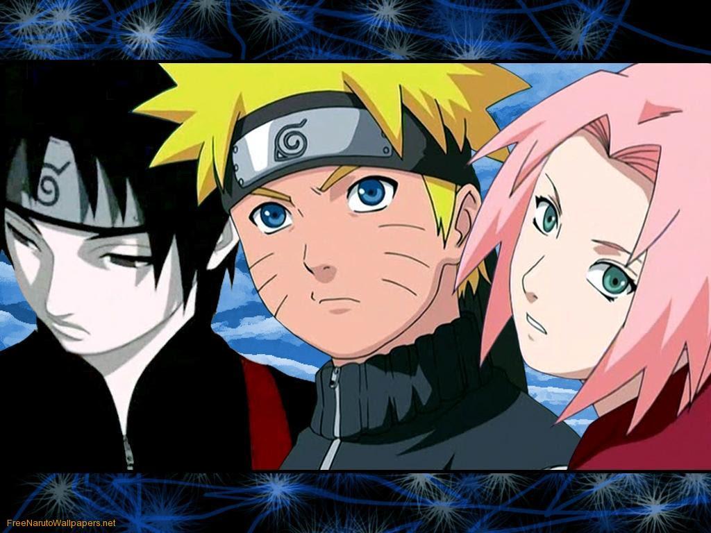 The New Team 7: Sai, Naruto amp; Sakura