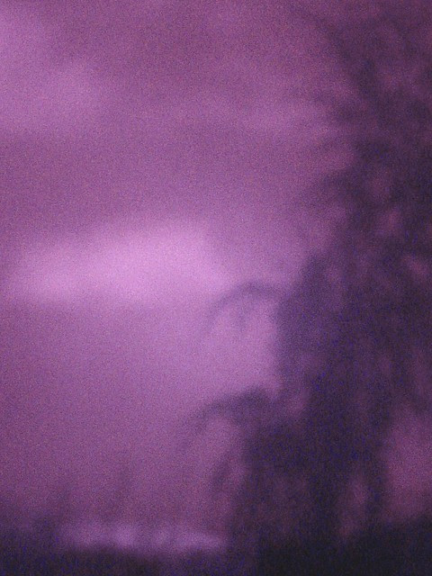 infrared rainstorm