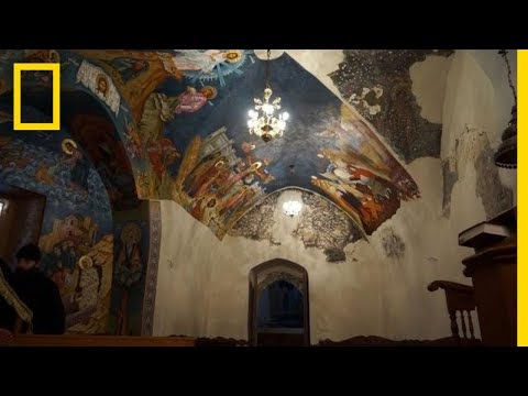 Canyons and Caves Preserve a Tradition from Early Christianity in Lebano...
