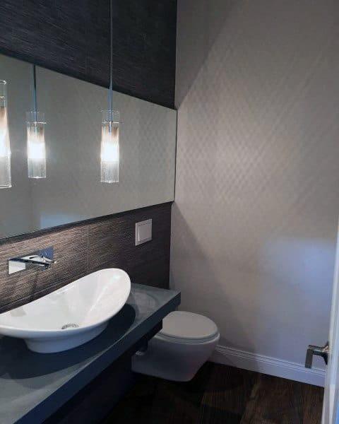 Half Bathroom Ideas Modern