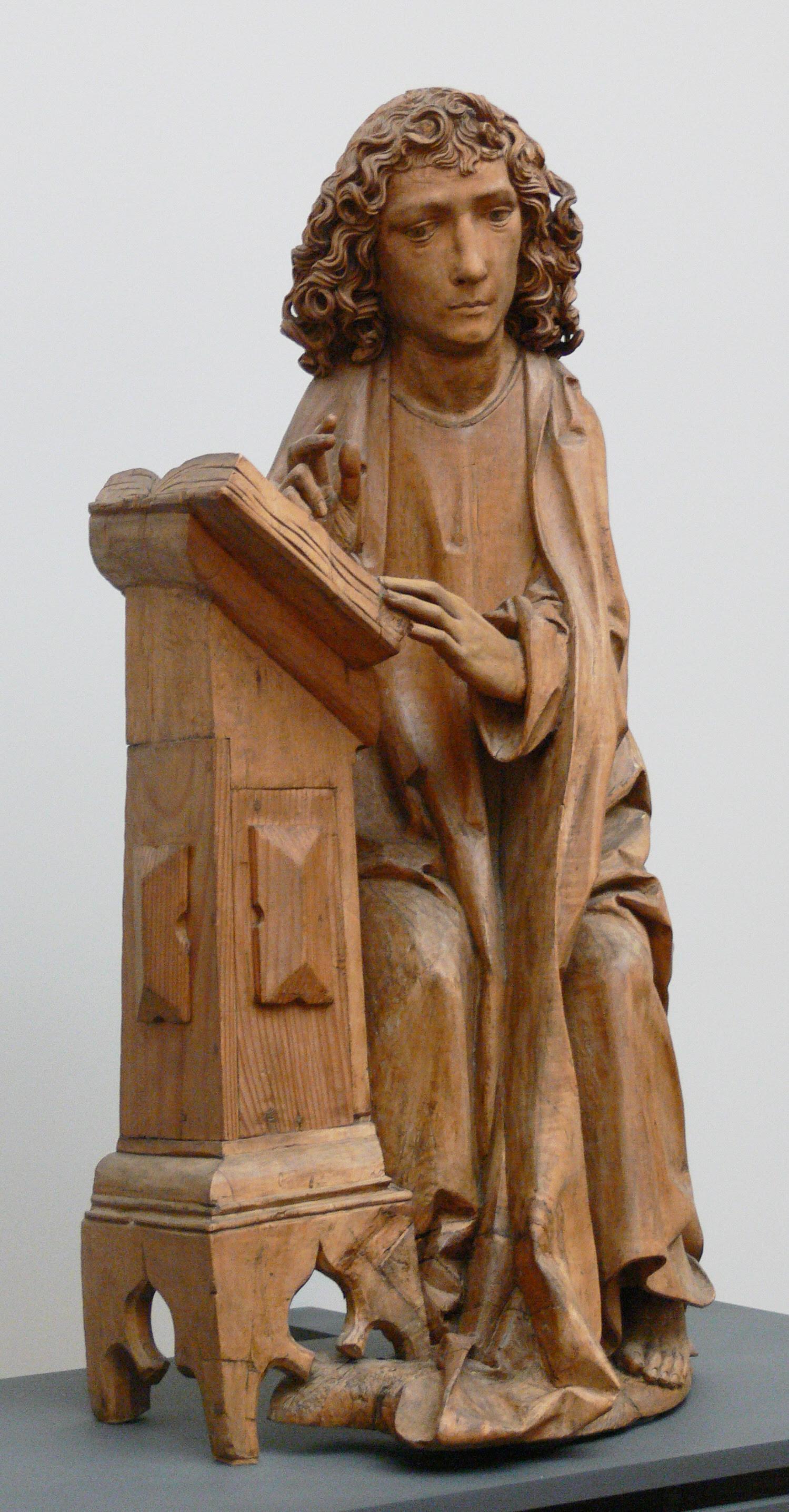 http://upload.wikimedia.org/wikipedia/commons/5/50/Riemenschneider_Evangelisten_Johannes.jpg