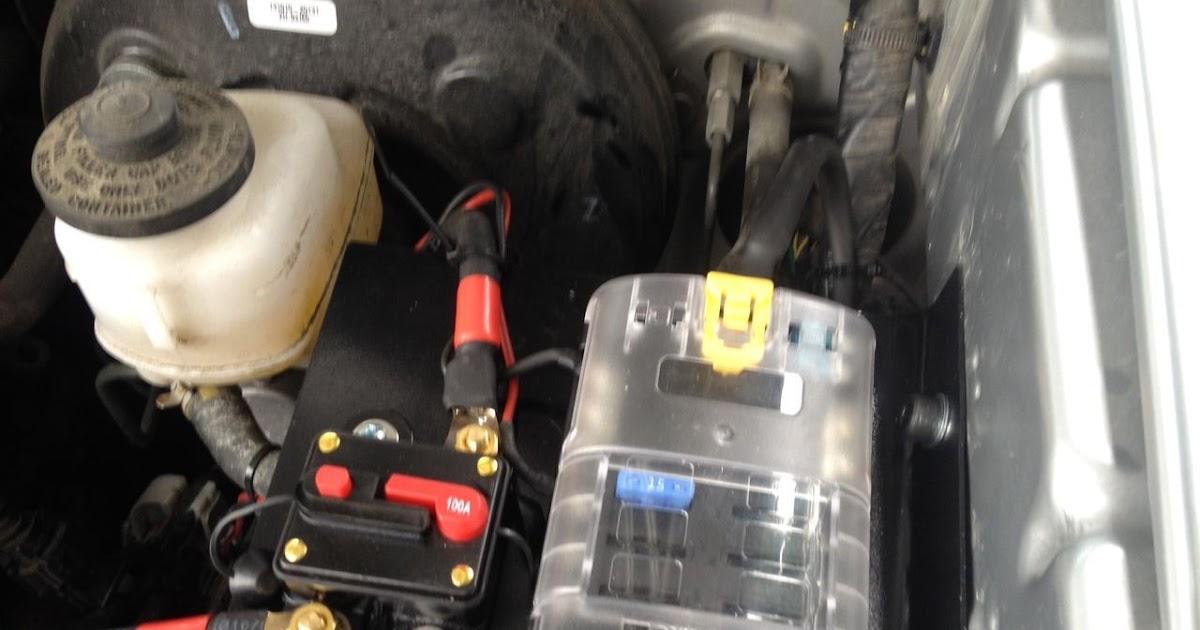 Fuse Box Kit Car