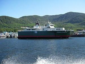 Inter-Island Ferry Authority, runs to Hollis o...