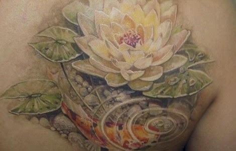 Water Lily Tattoos Designs Tattoos Designs Ideas