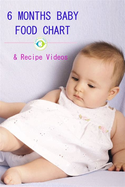 months indian baby food chart  recipe  tots