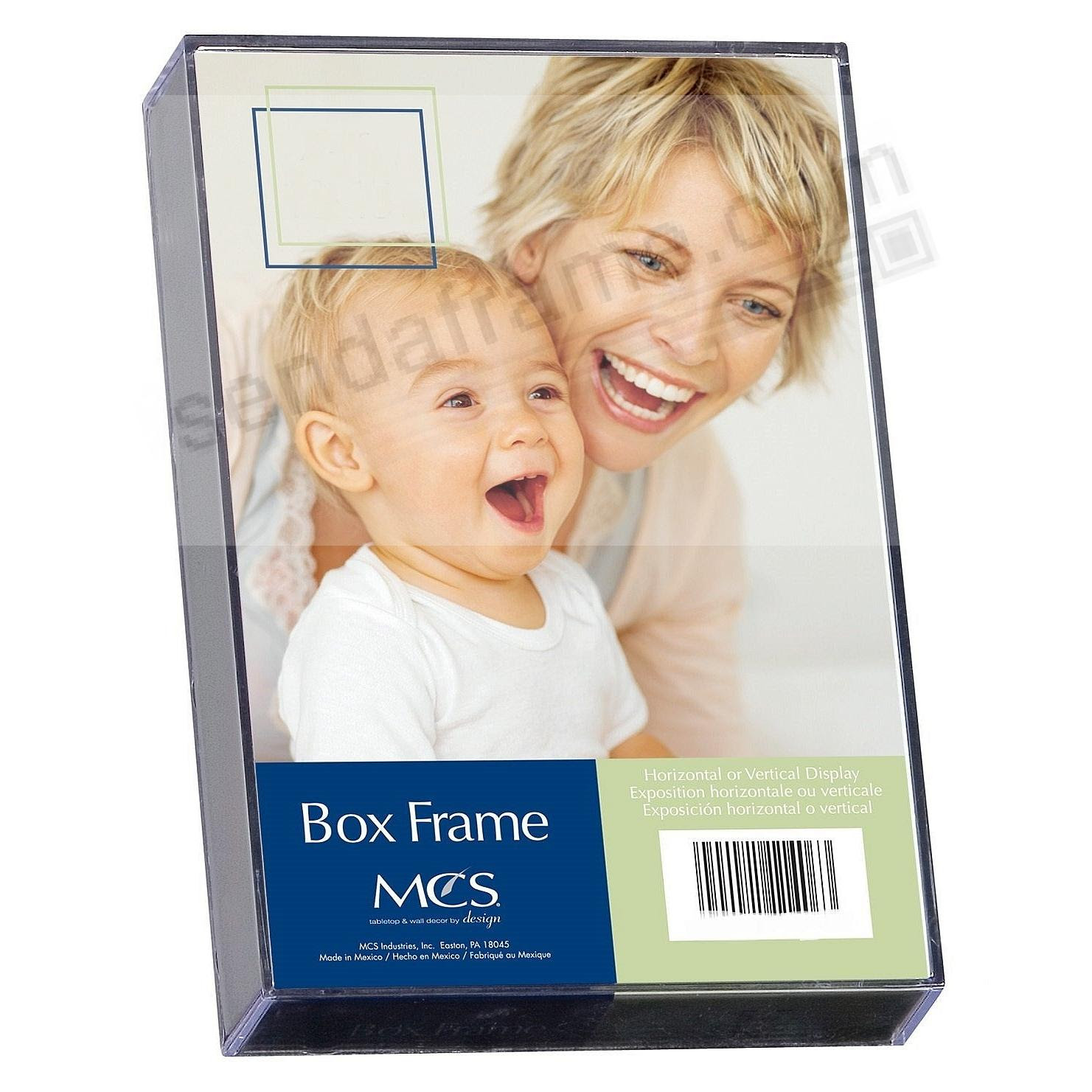 The Acrylic Box 8x12 Frame Picture Frames Photo Albums