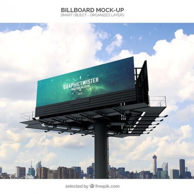 Billboard Vectors, Photos and PSD files | Free Download