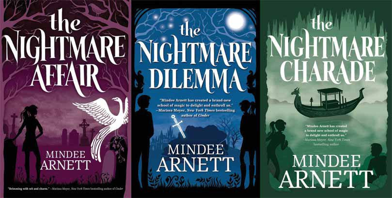 Image result for the nightmare affair series