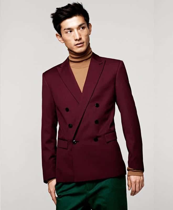 H&M Autumn Winter 2012 Lookbook