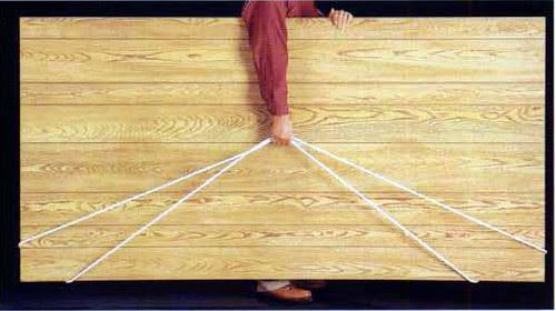 Cómo transportar madera de la tienda a tu casa