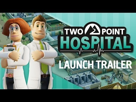 Two Point Hospital Review | Gameplay | Story