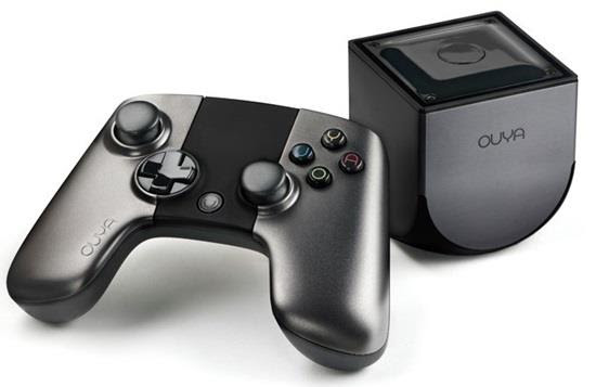 Console Ouya é lançado hoje nos Estados Unidos e no Reino Unido