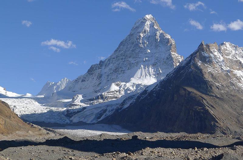 Hagshu (6,515m), Kishtwar, Himalaya