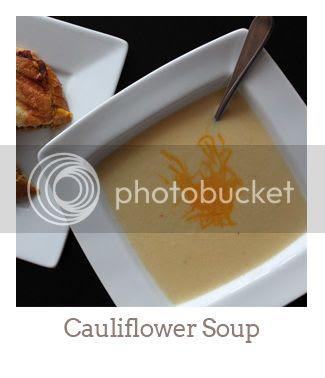 """Cauliflower Soup"""
