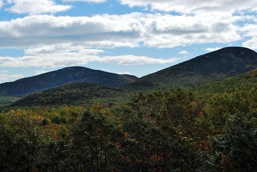 Mountains at Acadia National Park