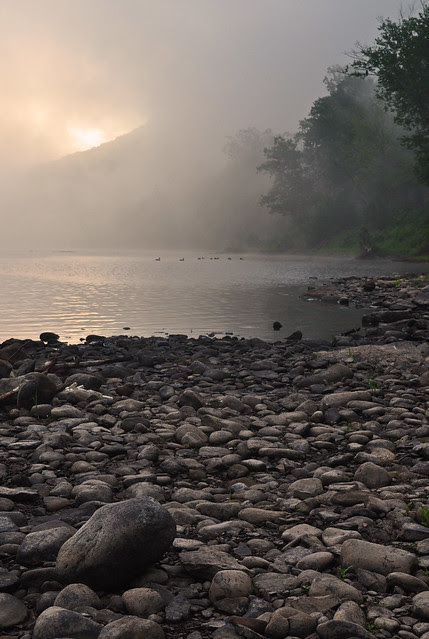 Delaware River Sunrise (5)