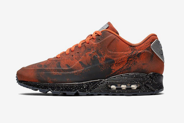 """b81f046a0371 Where to Buy Nike s Spacey Air Max 90 """"Mars Landing"""""""