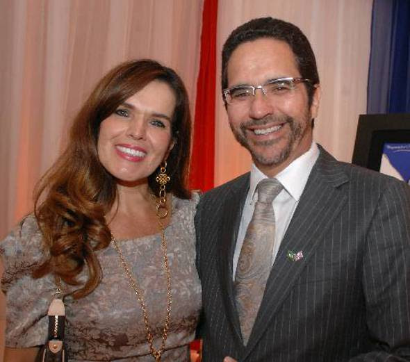 Patricia e Mauricio Rands - Crédito:  Nando Chiappetta/DP/D.A Press