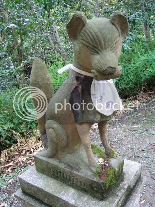 la petita guineu-Kitsune