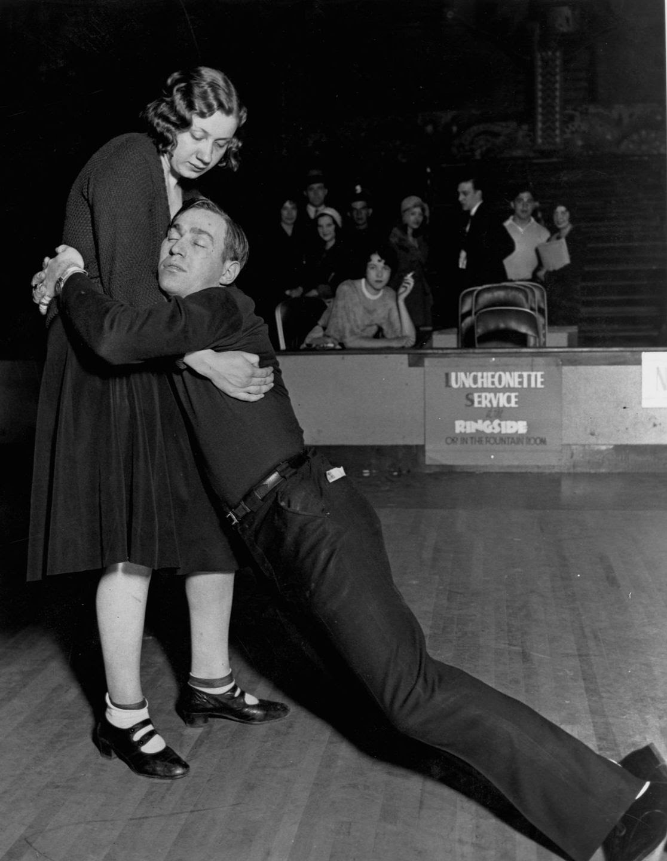 As loucas maratonas de dança da Grande Depressão 01