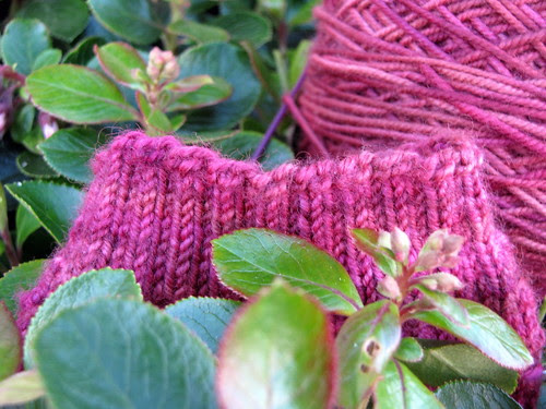 comfort knitting