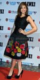 Hollywood Actresses - Actress Eva Mendes at  Live Premiere