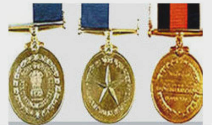 Image result for Independence Day Police Medals