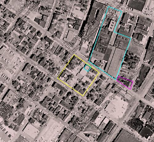 Kosciusko Aerial 1958.jpg