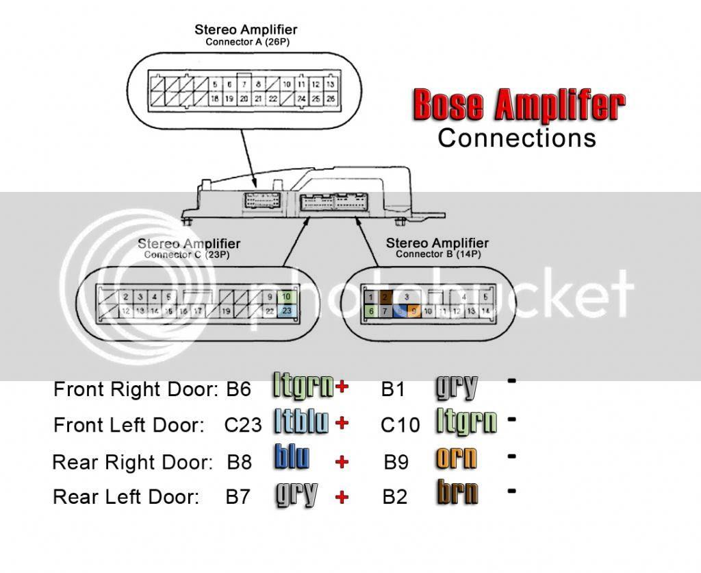 Acura Tl Amp Wiring Diagram