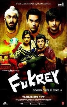 Fukrey (2013 ) Hindi Film Watch Online | Bollywood Movie | Full Hindi Film Watch Online
