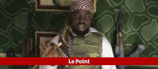 Abubakar Shekau, imam radical de la secte Boko Haram.