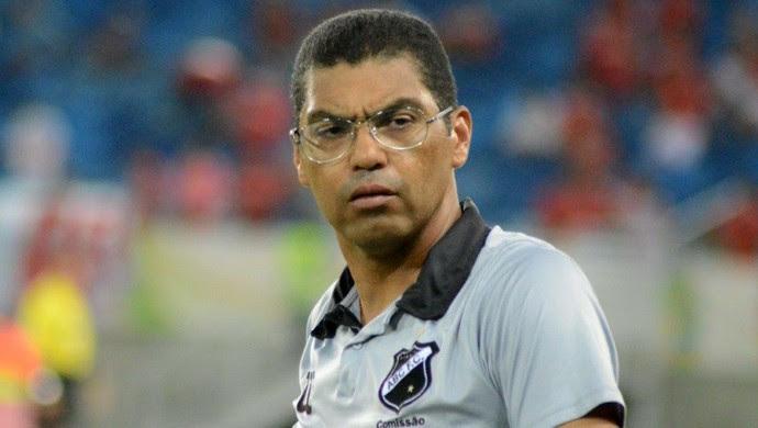 ABC - Narciso, técnico (Foto: Frankie Marcone/ABC FC/Divulgação)