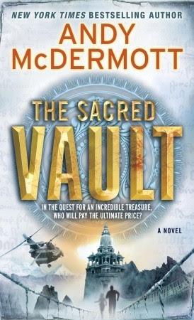 The Sacred Vault (Nina Wilde & Eddie Chase, #6)