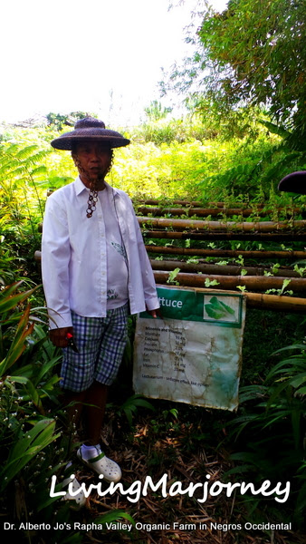 Dr. Albert Jo and His Rapha Valley Organic Farm