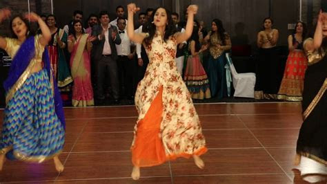 Best Indian Wedding Reception Bollywood Style Performance