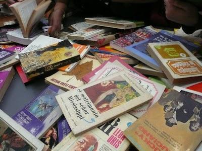 La Paz: La Feria Qhatu Libro ofrecerá 10 horas de trueque de obras