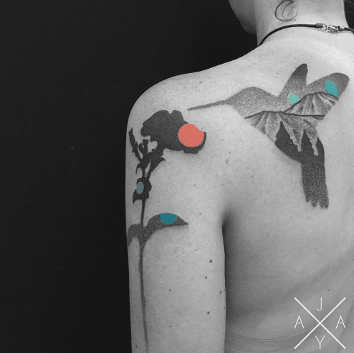 Bird Tattoos 10 Examples To Give You Inspiration And Ideas