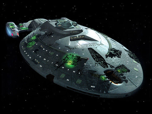 star-trek voyager borged