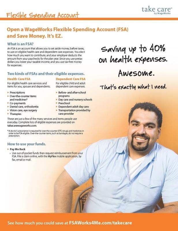 WageWorks Flexible Spending Account - CRAWFORD COUNTY, KS