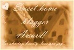 Sweet Home Blogger